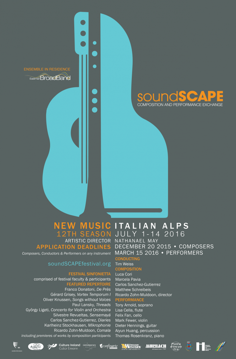 Soundscape 2016